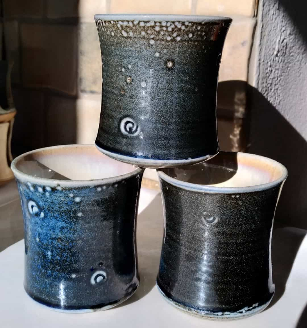 Midnight cups (Large)