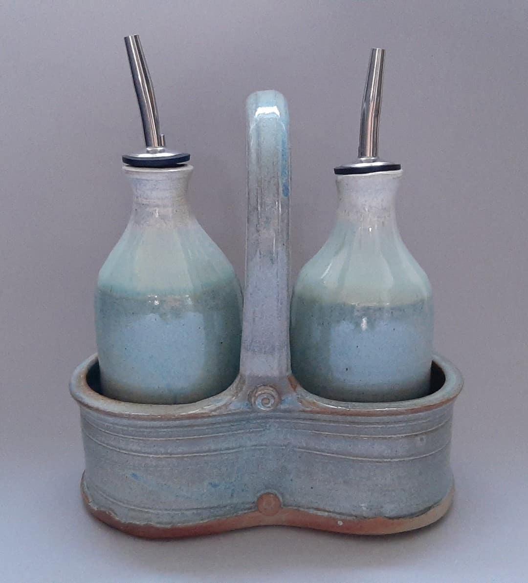 Oil Vinegar mint
