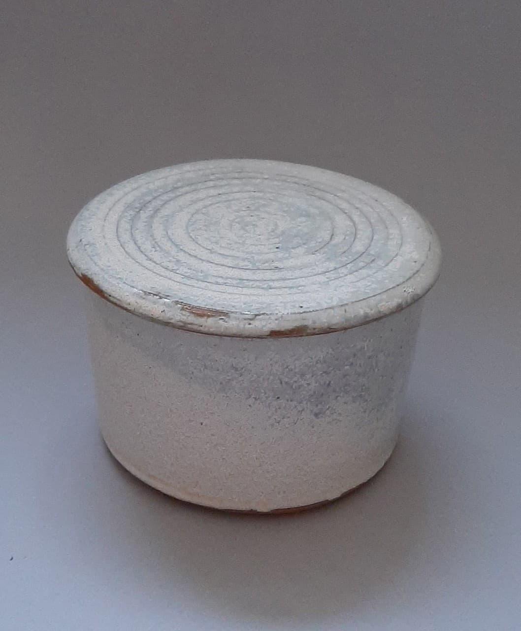 Treasure box white